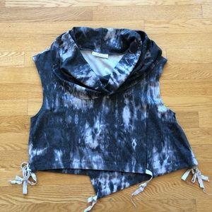Bryn Walker Tie Dye Crop Top